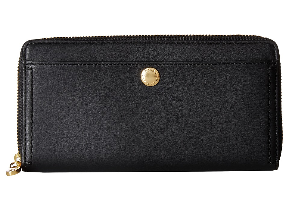 Cole Haan - Benson II Continental (Black) Handbags