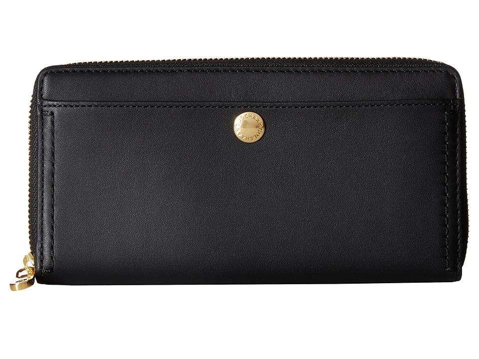 Cole Haan - Benson II Continental (Black) Handbags