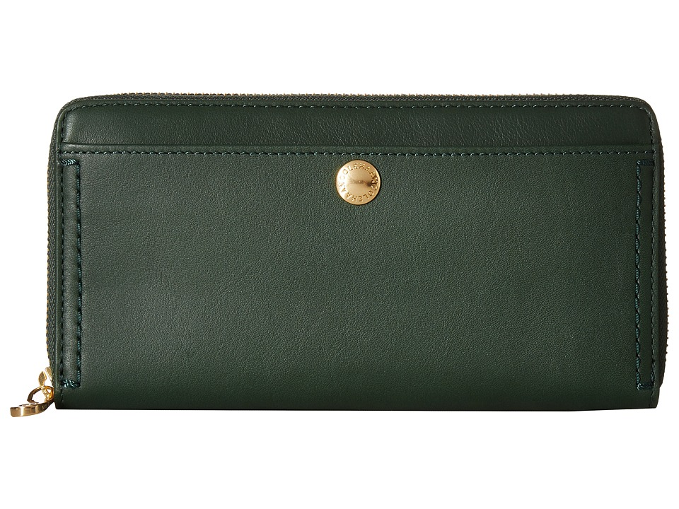 Cole Haan - Benson II Continental (Emerald) Handbags