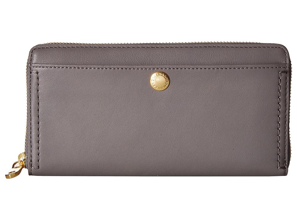 Cole Haan - Benson II Continental (Storm Cloud) Handbags