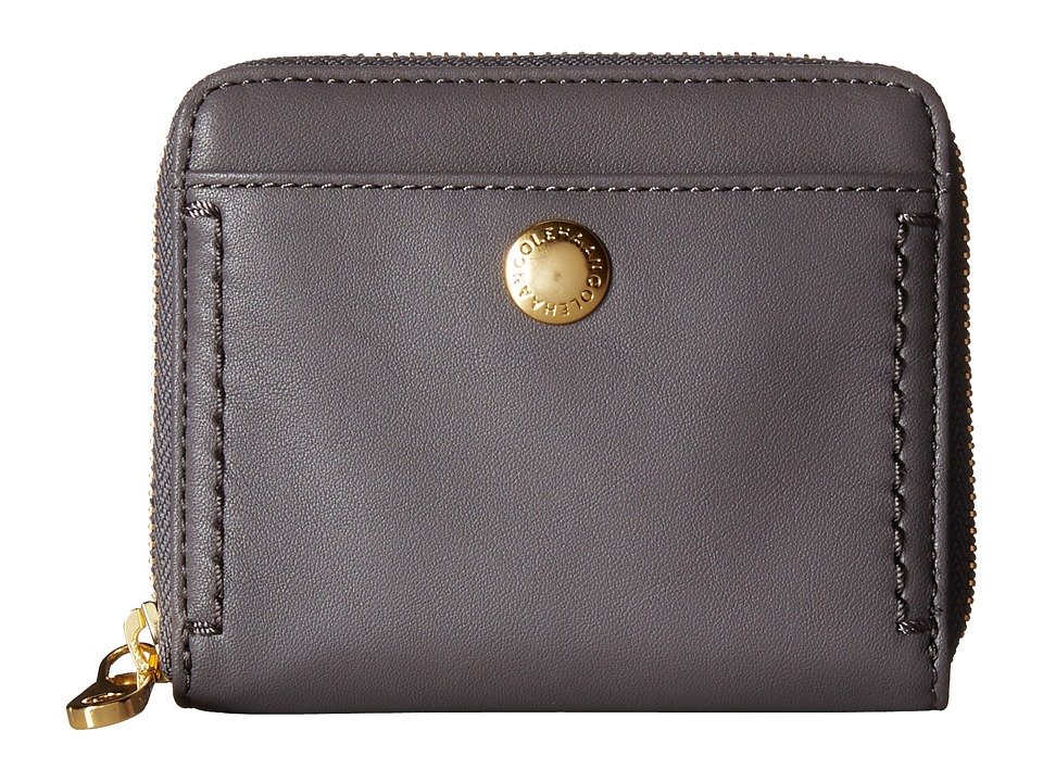 Cole Haan - Benson II Zip Around Wallet (Storm Cloud) Wallet Handbags