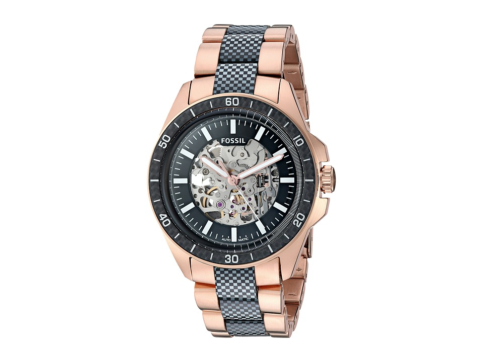 Fossil - ME3147 (Black/Gold) Watches