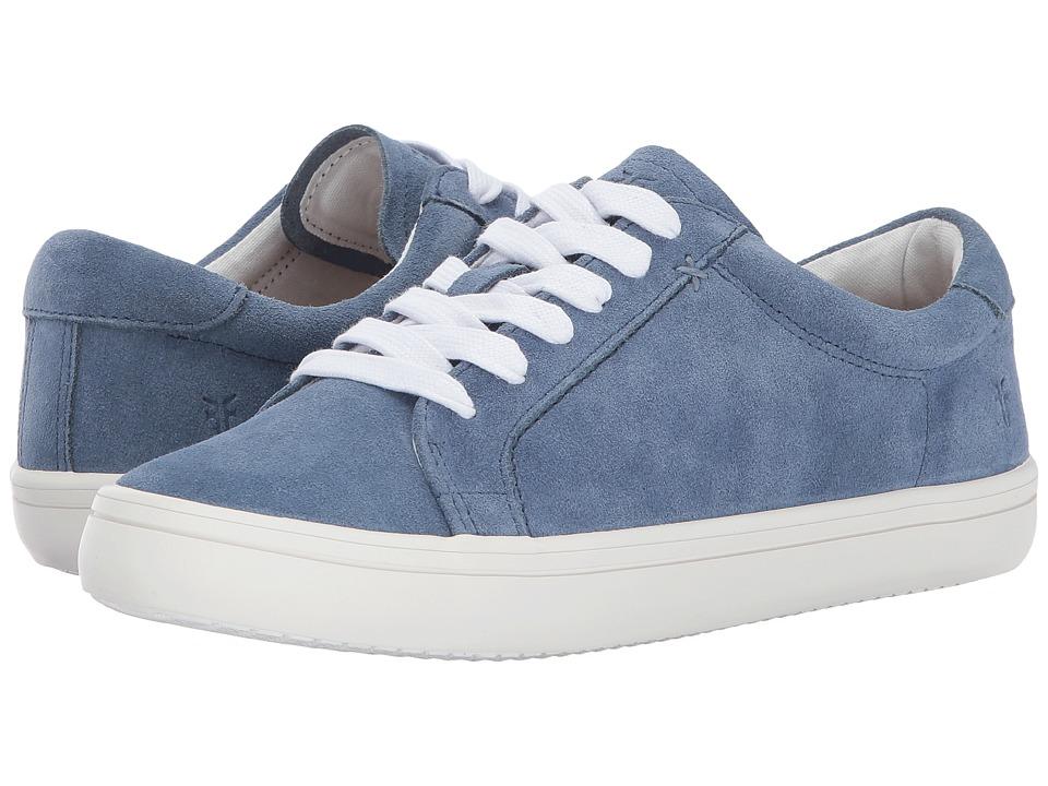 Frye - Kerry Low Lace (Aqua) Women's Shoes