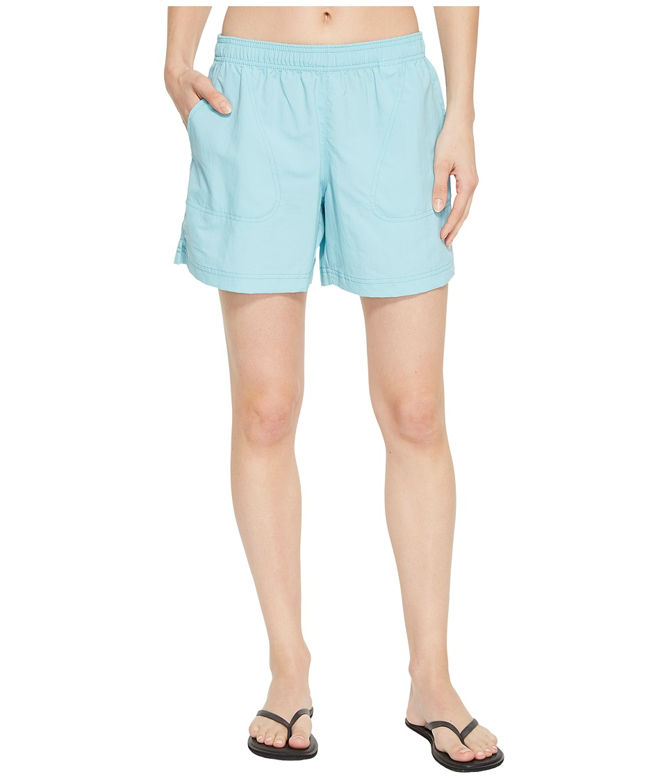 Columbia Sandy Rivertm Short (Iceberg/Tuscan) Women