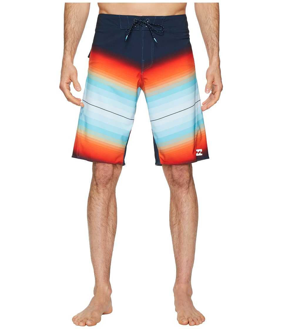Billabong Fluid X Boardshorts (Orange) Men