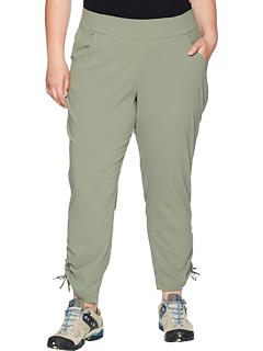 5e00cc7314f Columbia Plus Size Anytime Casual™ Ankle Pants at 6pm