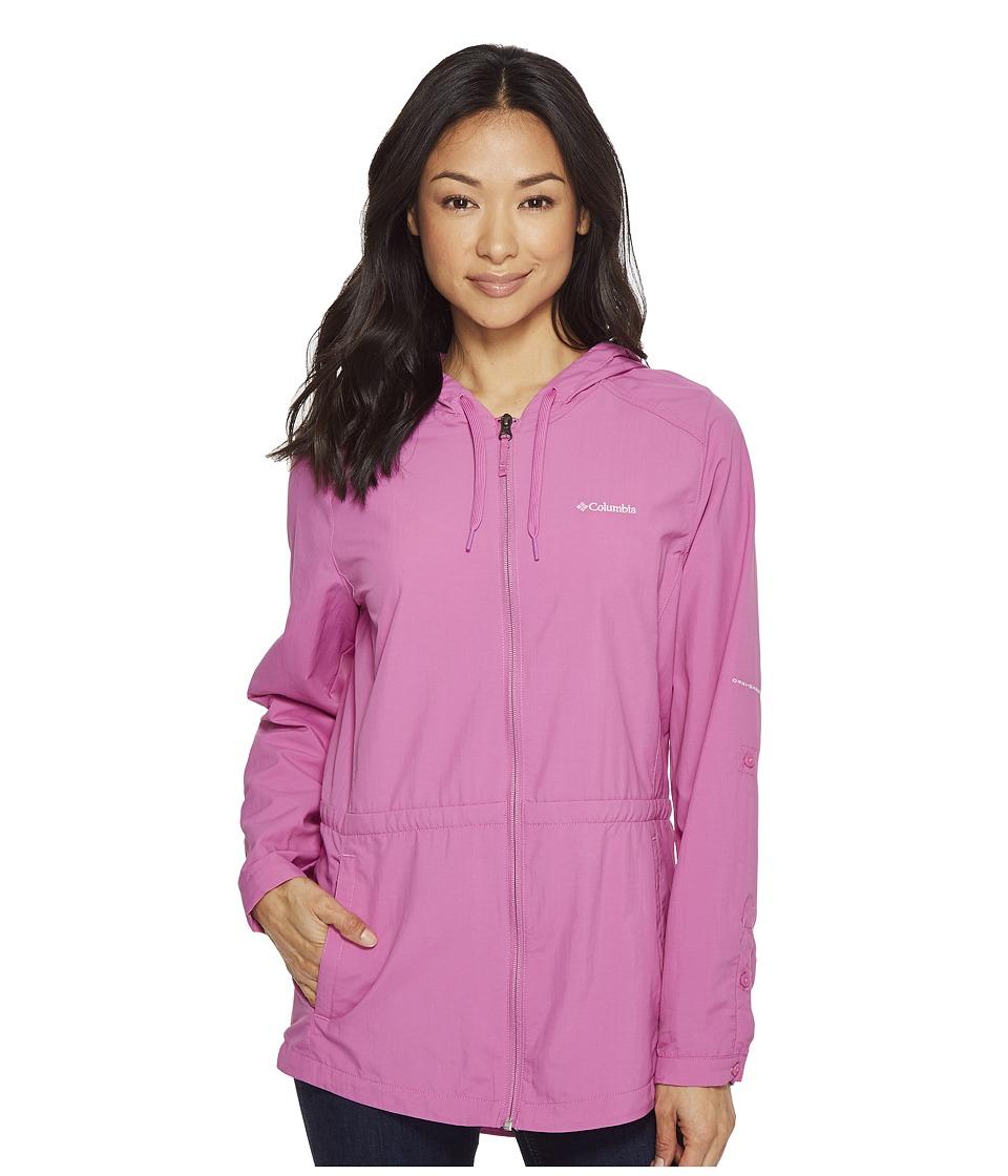 Columbia Sandy River Jacket (Bright Lavender) Women