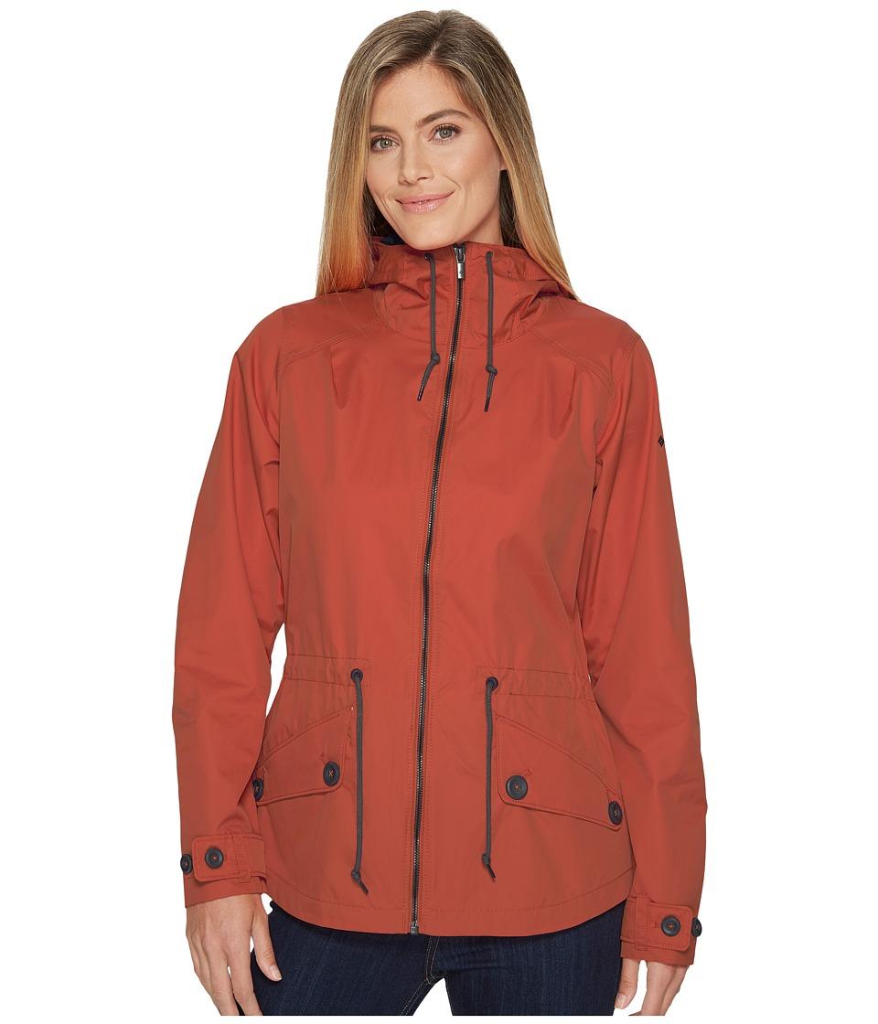 Columbia Regretlesstm Jacket (Tuscan/Graphite) Women