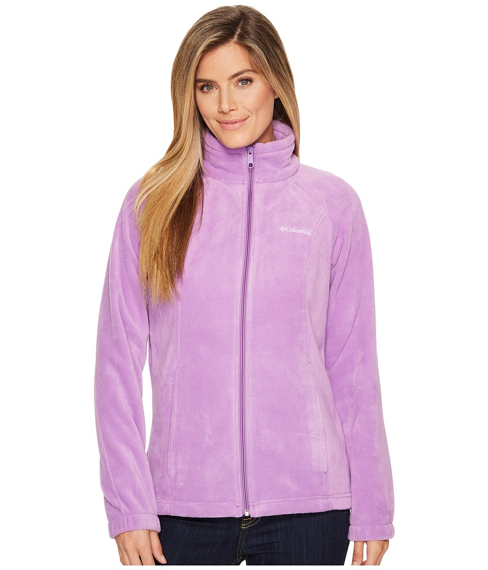 Columbia Benton Springstm Full Zip (Crown Jewel) Women