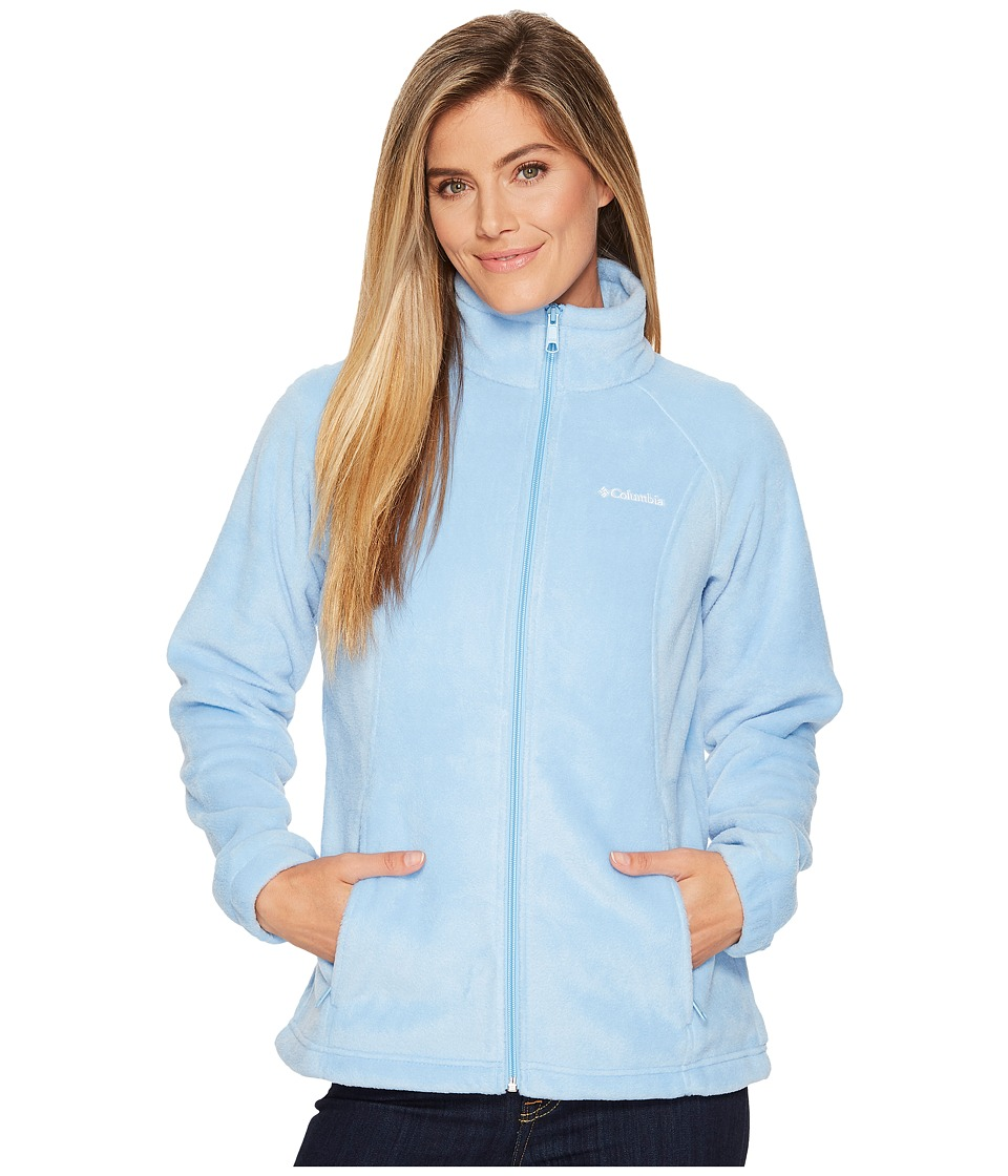 Columbia Benton Springstm Full Zip (Blue Sky) Women