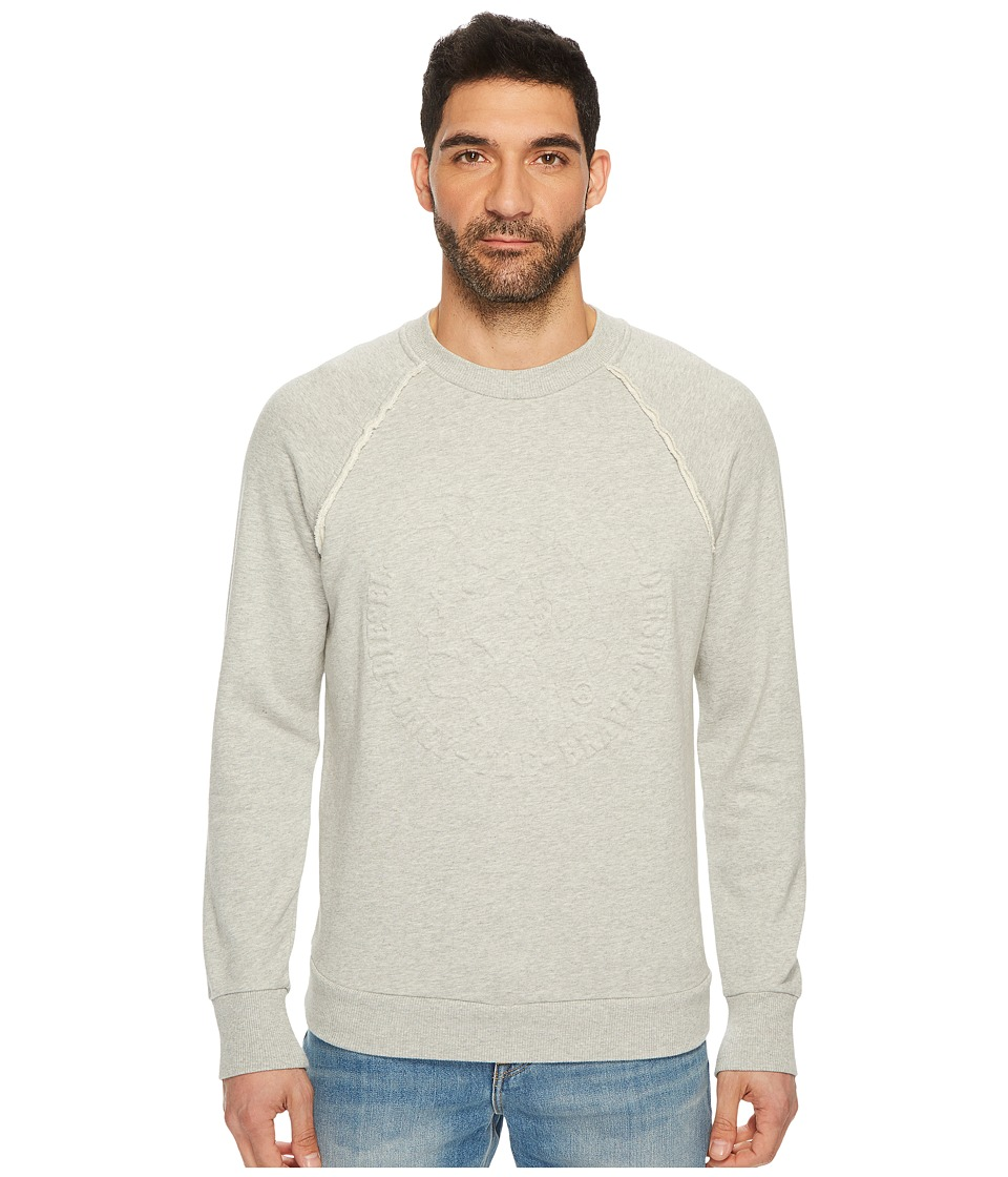 Diesel S-Paul Sweatshirt (Light/Grey) Men