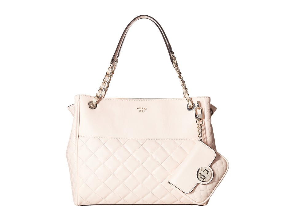 GUESS - Wilson Shopper (Cameo) Handbags