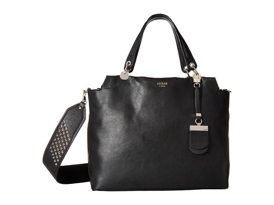 GUESS - Andie Carryall (Black) Handbags