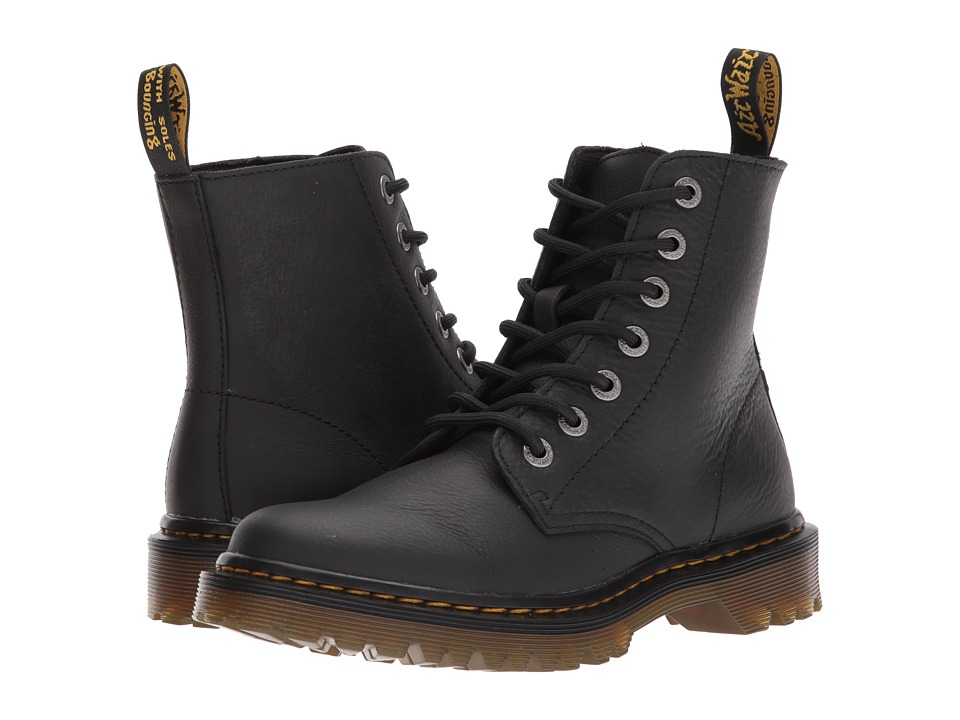 Dr. Martens Luana (Black Newark) Boots
