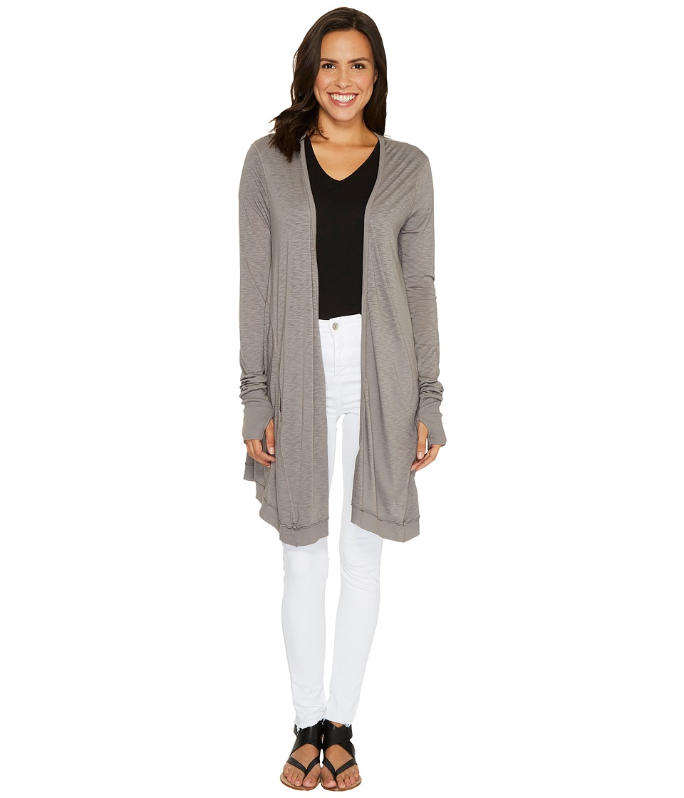 LAmade - Mixed Up Cardi (Peppercorn) Women's Sweater