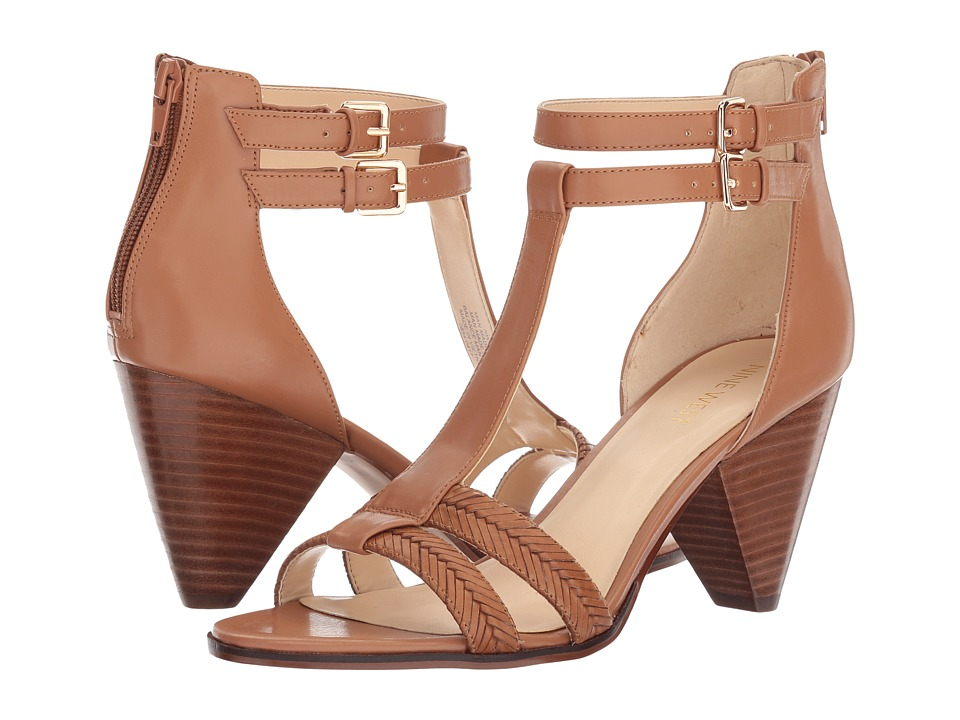 Nine West - Rupp (Dark Natural/Dark Natural Synthetic) Women's Shoes