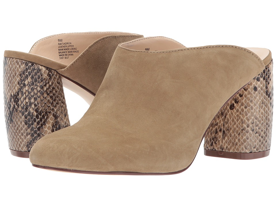 Nine West - Jadrien (Taupe Suede) Women's Shoes