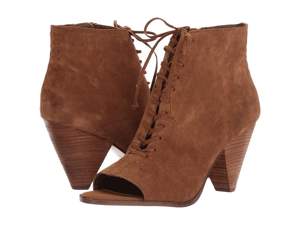 Nine West - Rippon (Brown/Brown Suede) Women's Shoes