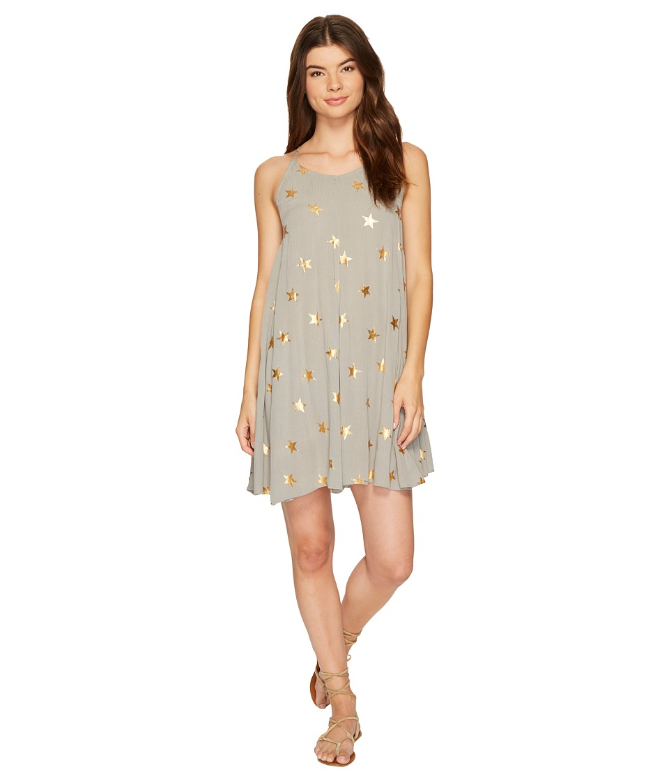 O'Neill - Faye Dress (Dusted Blue) Women's Dress