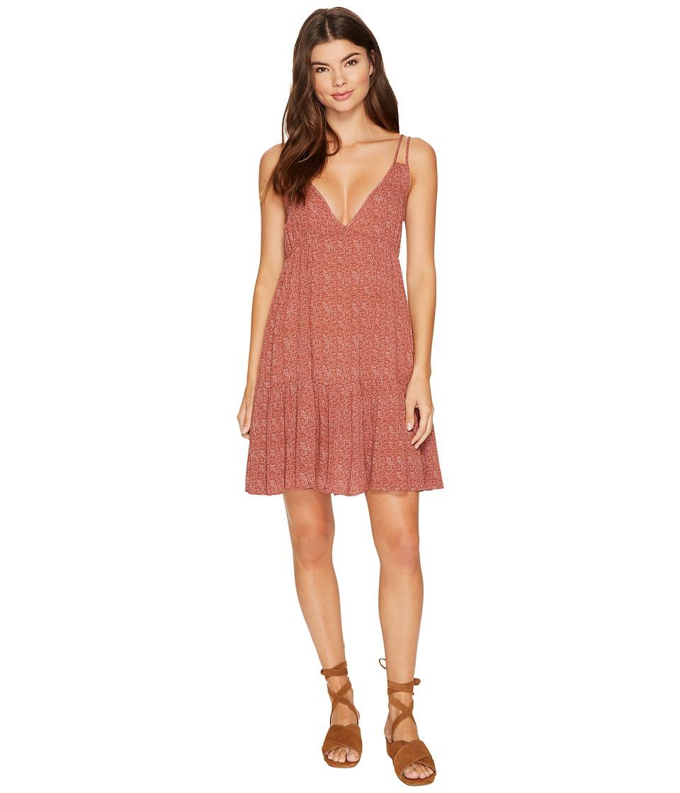 O'Neill - Harlyn Dress (Mahogany) Women's Dress