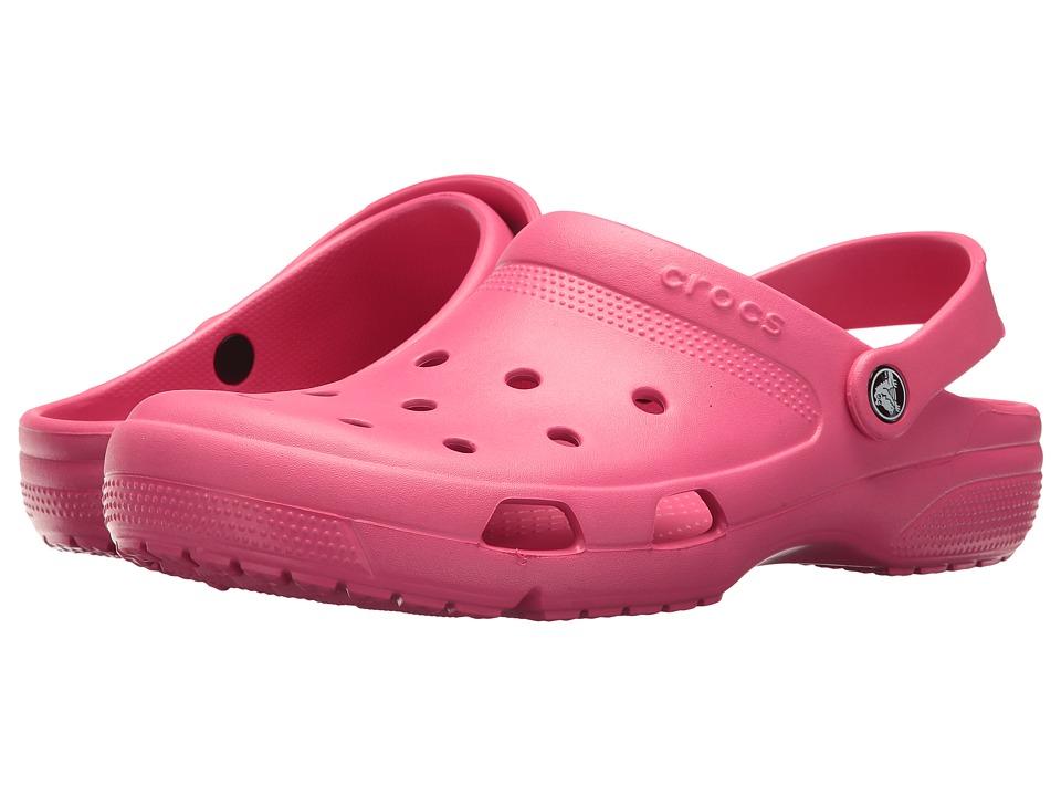 Crocs Coast Clog (Paradise Pink 1) Shoes