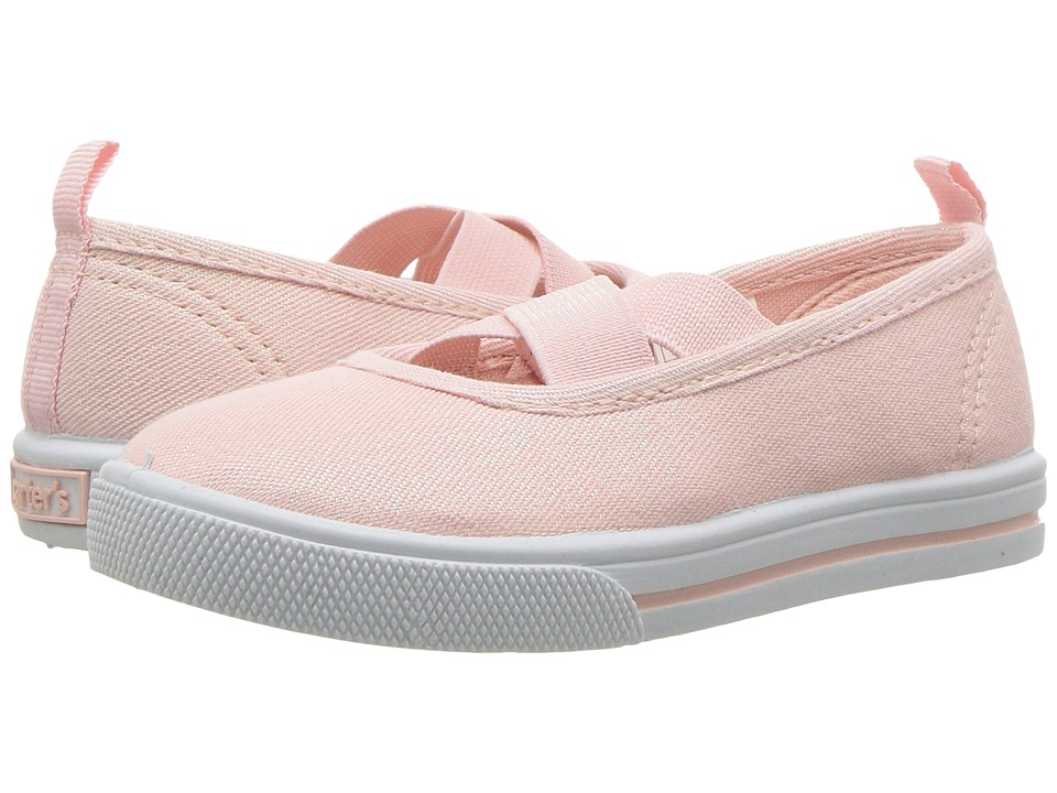 Carters - Isla 2 (Toddler/Little Kid) (Pink) Girl's Shoes