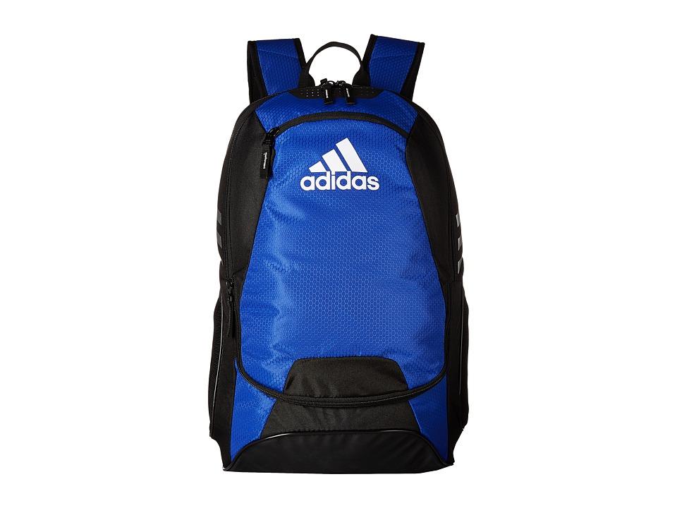 adidas - Stadium II Backpack (Bold Blue) Backpack Bags