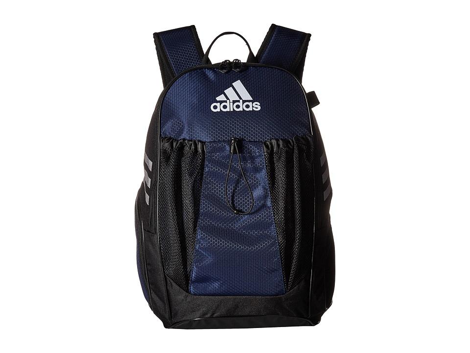 adidas - Utility Field Backpack (Collegiate Navy) Backpack Bags