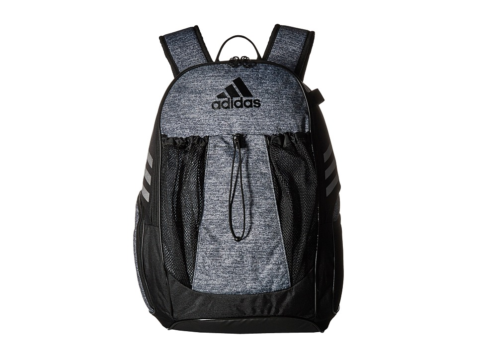 adidas Utility Field Backpack (Jersey Onix) Backpack Bags