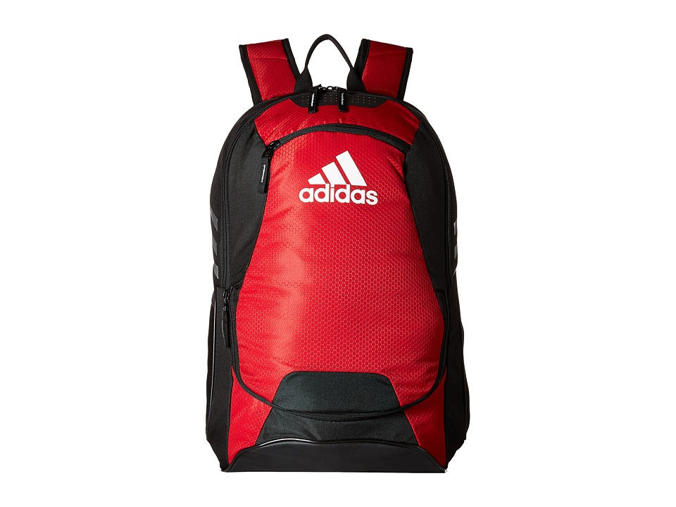 adidas Stadium II Backpack (Power Red) Backpack Bags