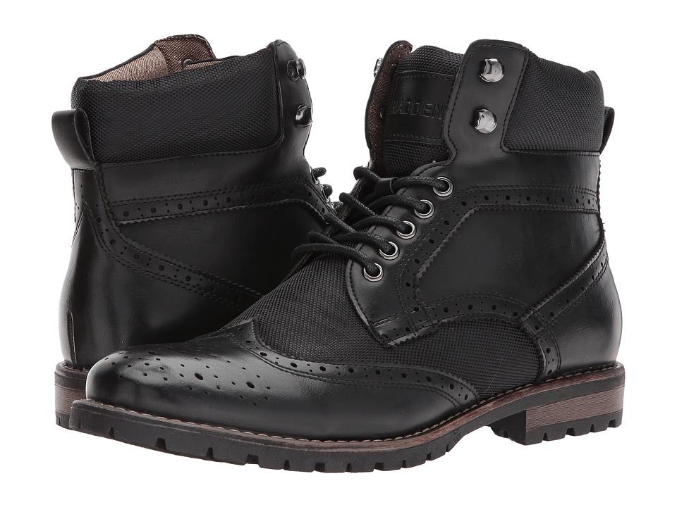 Steve Madden - Tale (Black) Men's Shoes