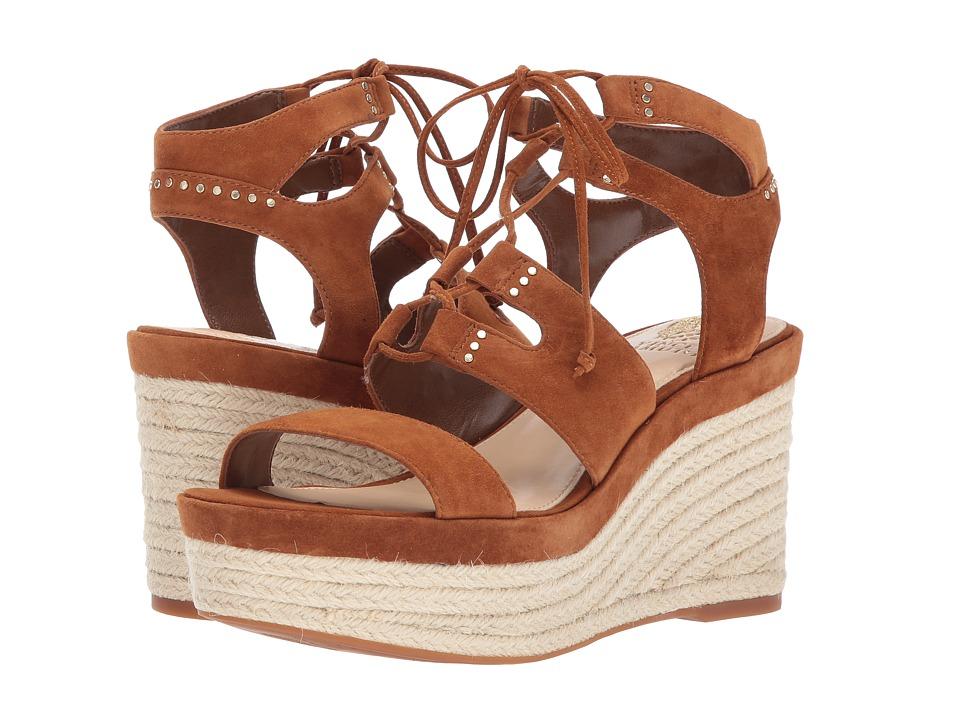 Vince Camuto - Katila (Maple Brown) Women's Shoes