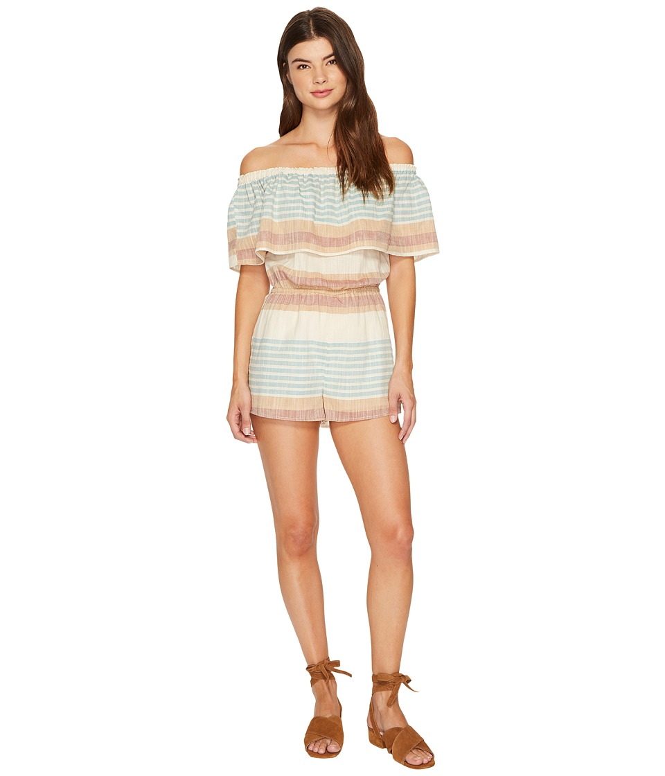 O'Neill - Pearce Romper (Naked) Women's Jumpsuit & Rompers One Piece
