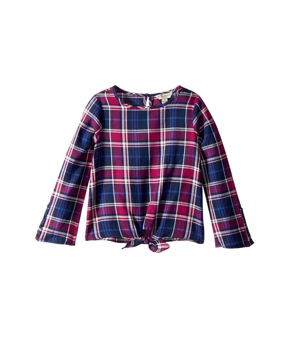 Lucky Brand Kids - Dana Yarn-Dye Plaid