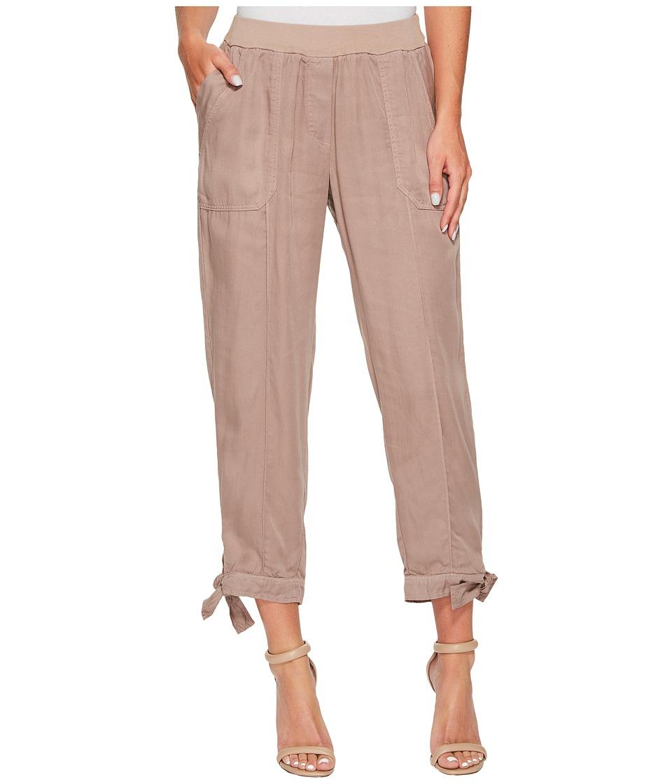 Three Dots - All Weather Twill Utility Pants (Quartz) Women's Casual Pants