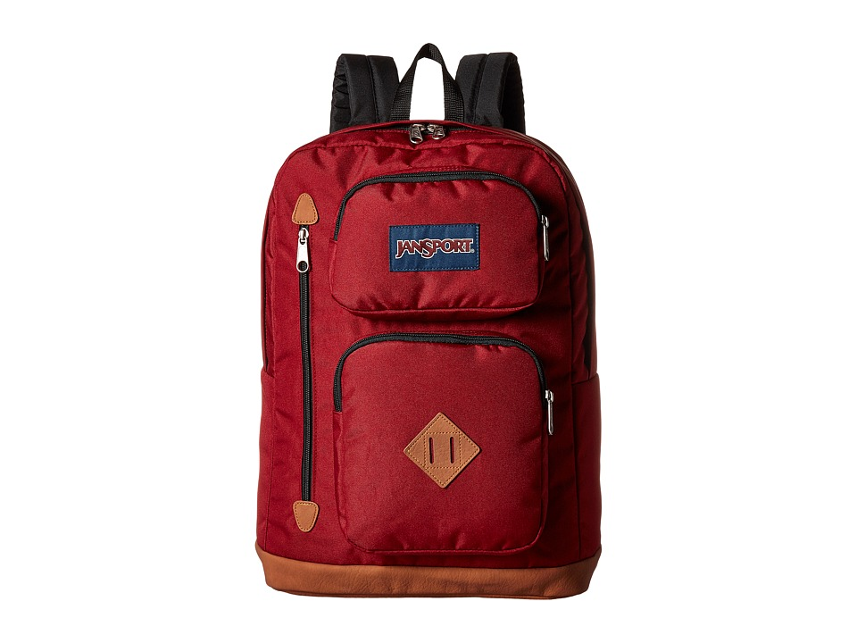 JanSport - Austin (Viking Red) Backpack Bags