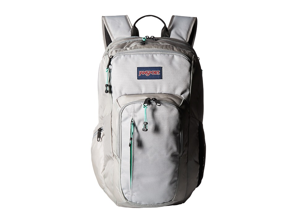 JanSport - Recruit (Grey Rabbit) Backpack Bags