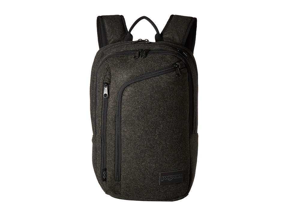 JanSport - JS X Ilu Platform (Charcoal Grey) Day Pack Bags
