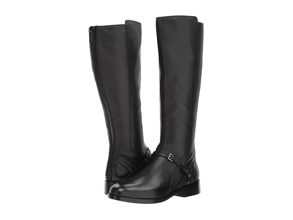 Cole Haan Pearlie Boot (Black Leather) Women