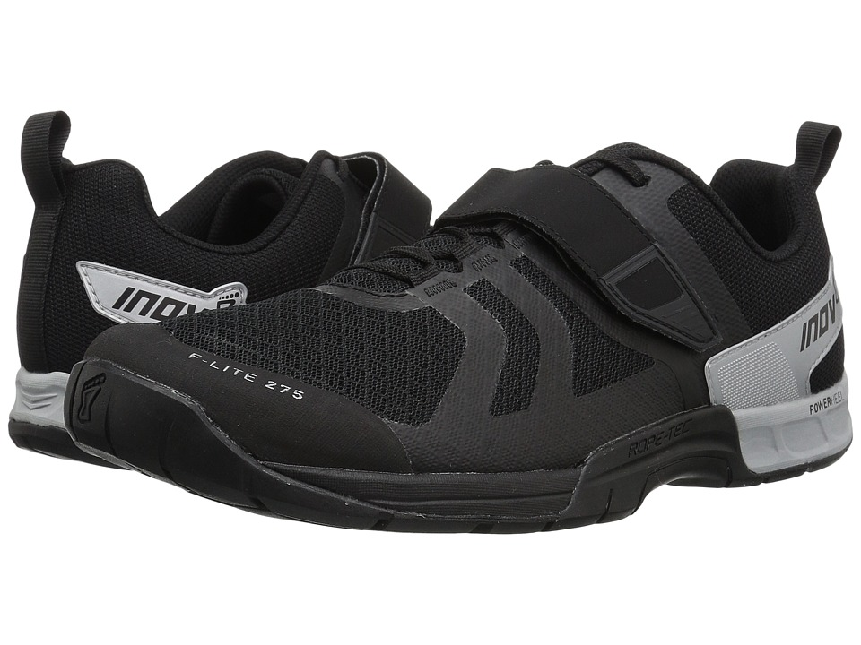 inov-8 F-Lite 275 (Black/Silver) Men