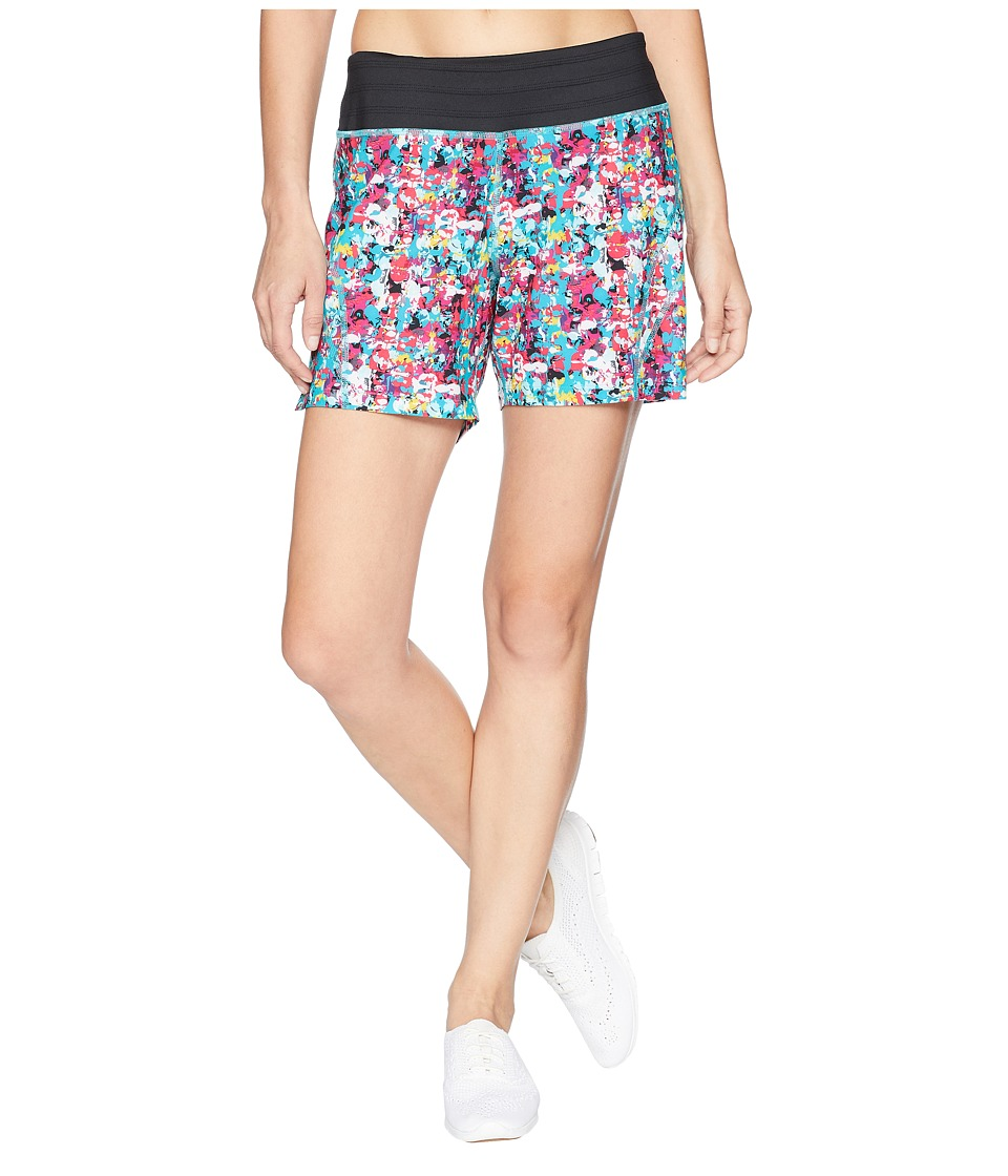 Skirt Sports Go Longer Short (Holiday Print) Women