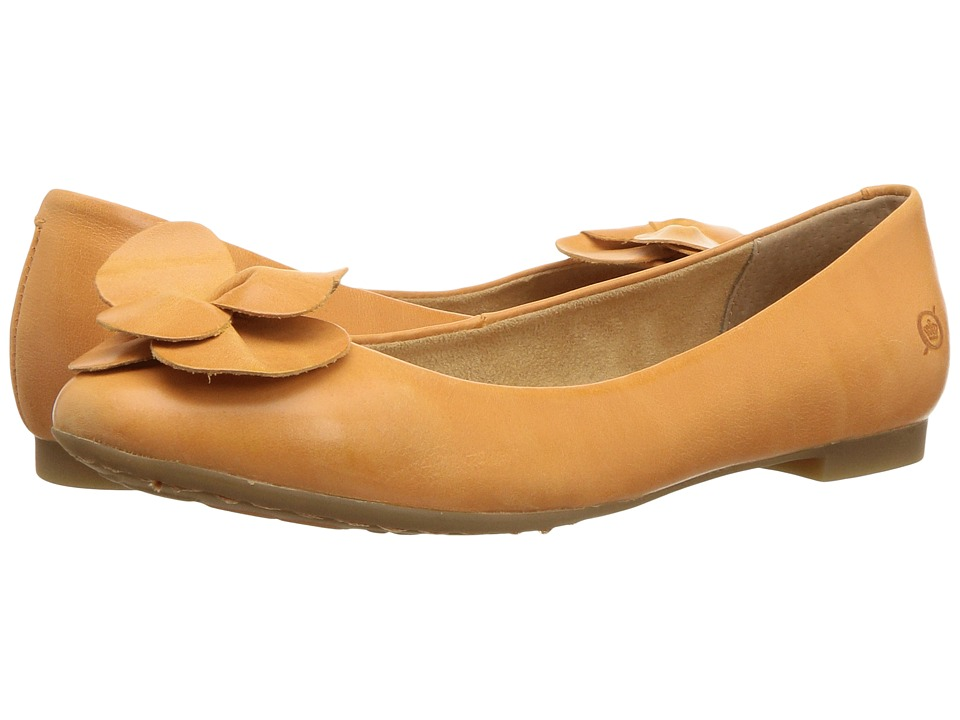 Born Annelie (Mango Full Grain Leather) Women