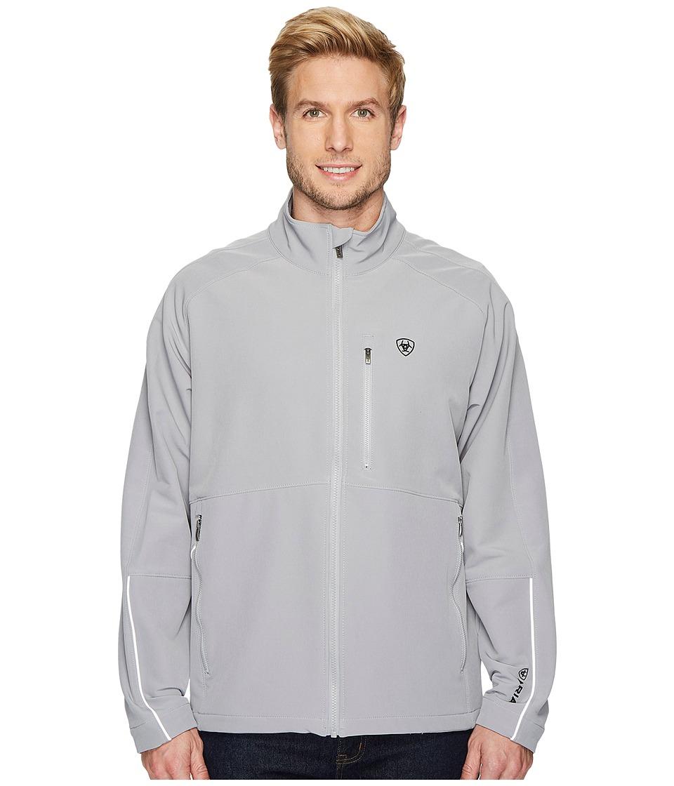 Ariat Zero G Softshell Jacket (Alloy) Men