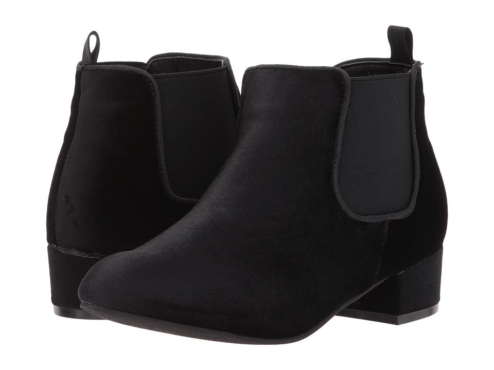 UNIONBAY Kids - Gloria-G (Little Kid/Big Kid) (Black) Girl's Shoes