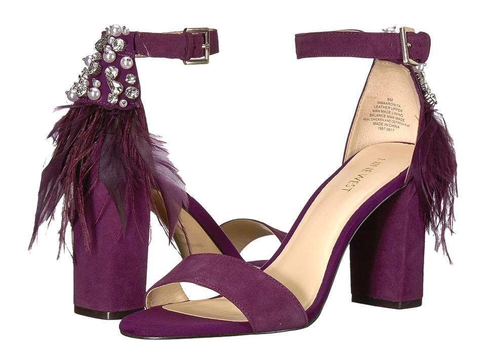Nine West Aaronita (Purple Suede) Women
