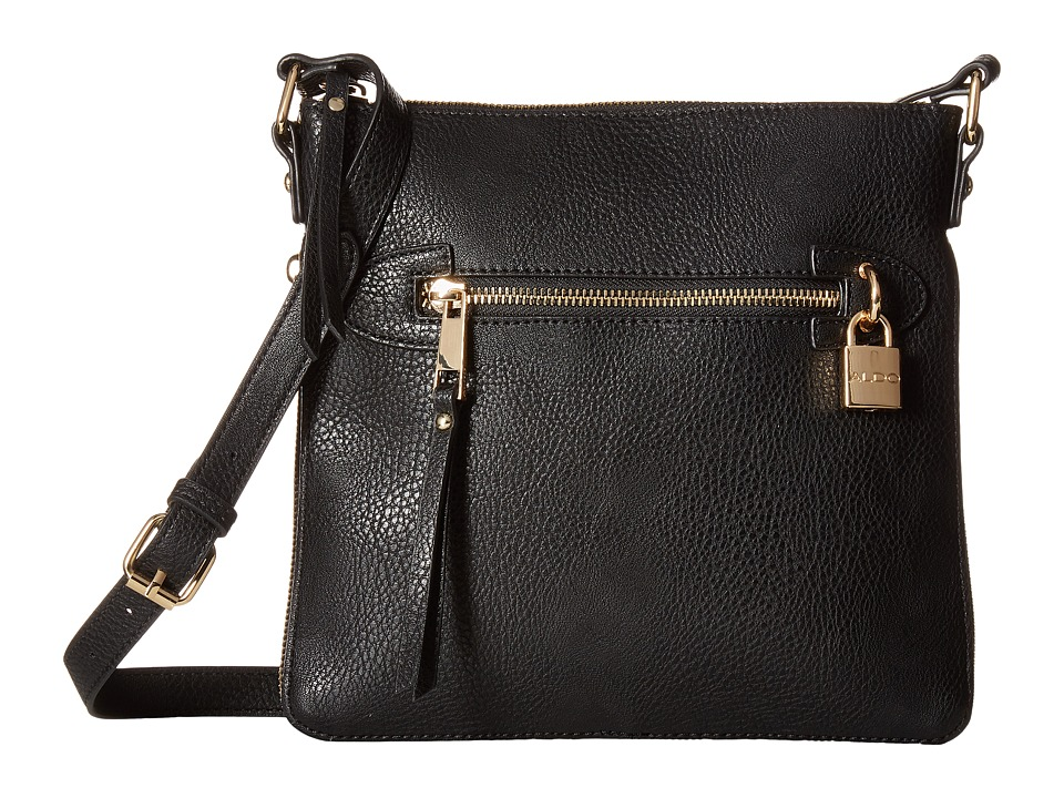 ALDO - Bucket (Black) Handbags
