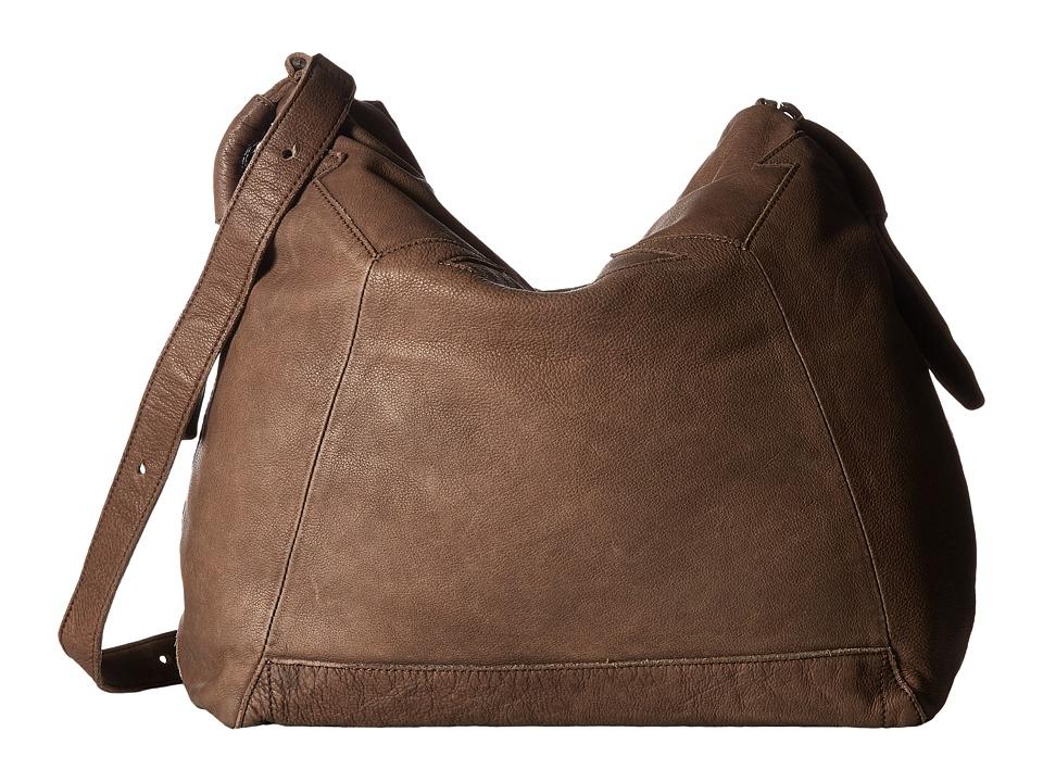 Liebeskind - Medea Double-Dye Hobo (Rhino Brown) Hobo Handbags