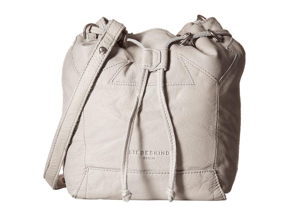 Liebeskind - Kandi Double-Dye Bucket (Hyena Grey) Handbags