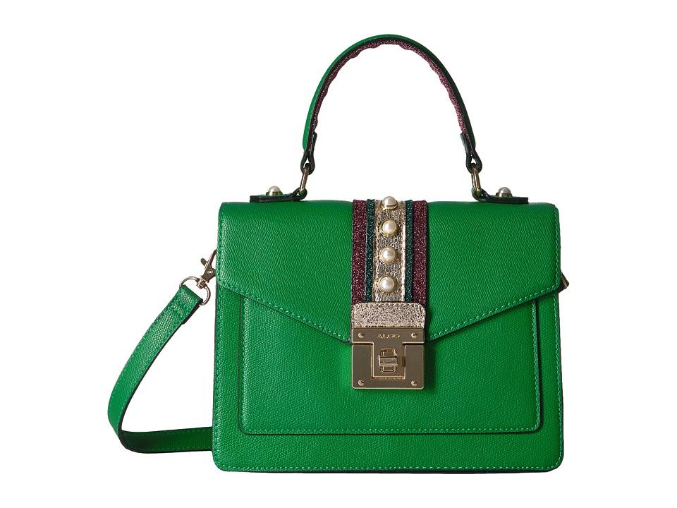 ALDO - Whipster (Forest Green) Handbags