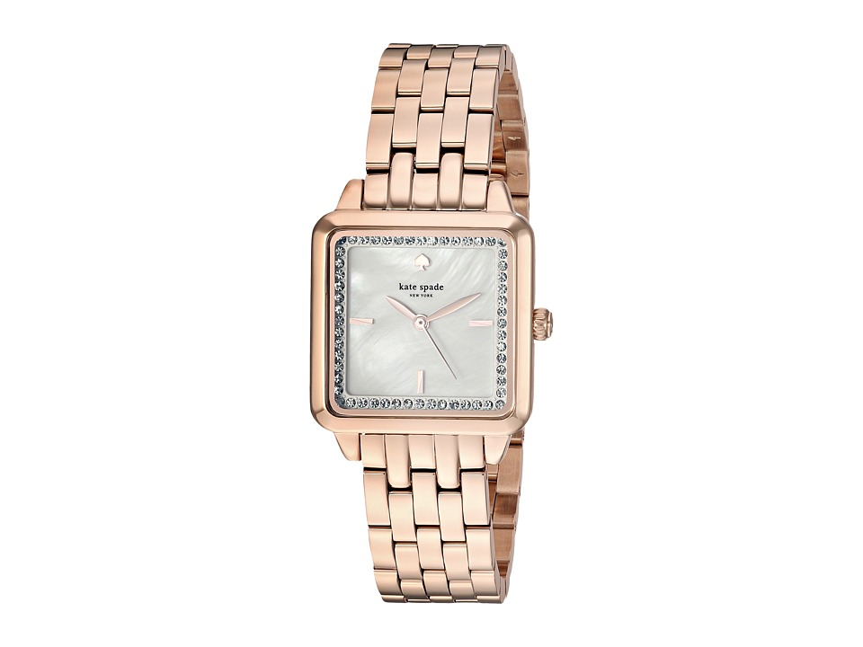 Kate Spade New York - Washington Square - KSW1132 (Rose Gold) Watches